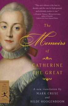 Memoirs Of Catherine The Great, Paperback / softback Book