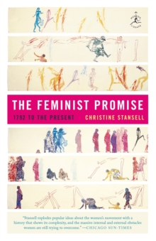 The Feminist Promise, Paperback / softback Book