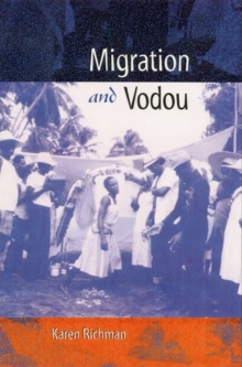 Migration and Vodou, Paperback / softback Book