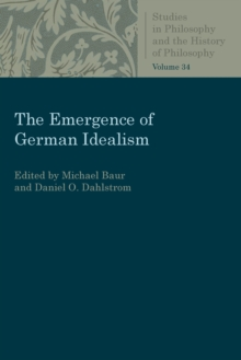 The Emergence of German Idealism, Paperback / softback Book