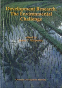 Development Research : The Environmental Challenge, Paperback / softback Book