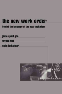The New Work Order, Paperback / softback Book