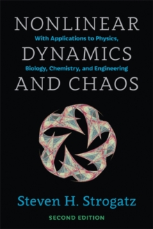 Nonlinear Dynamics and Chaos : With Applications to Physics, Biology, Chemistry, and Engineering, Paperback Book