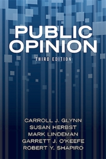 Public Opinion, Paperback / softback Book