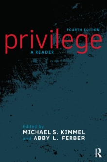 Privilege : A Reader, Paperback Book
