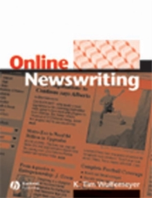 Online Newswriting, Paperback / softback Book