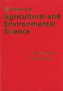Dictionary of Agricultural and Environmental Science, Paperback / softback Book
