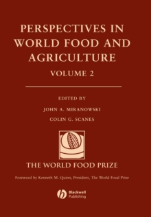 Perspectives in World Food and Agriculture 2004, Hardback Book