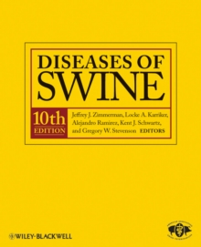 Diseases of Swine, Hardback Book