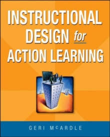 Instructional Design for Action Learning, Paperback / softback Book