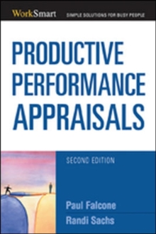 Productive Performance Appraisals, Paperback / softback Book