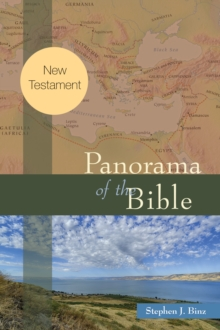Panorama of the Bible : New Testament, Paperback Book