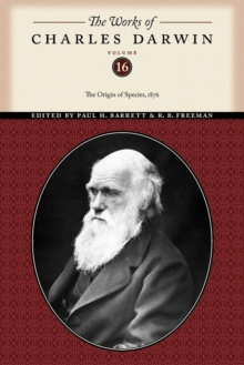 The The Works of Charles Darwin : The Works of Charles Darwin, Volume 16 The Origin of Species, 1876, Paperback Book