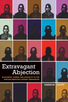 Extravagant Abjection : Blackness, Power, and Sexuality in the African American Literary Imagination, Paperback / softback Book