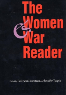 The Women and War Reader, Paperback / softback Book