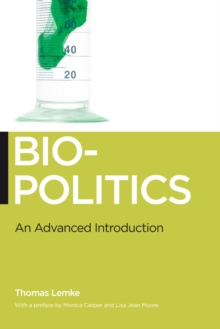 Biopolitics : An Advanced Introduction, Paperback / softback Book