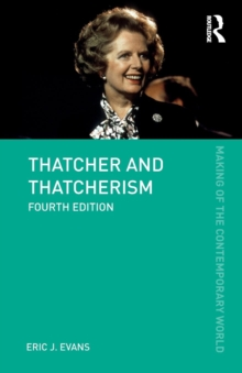 Thatcher and Thatcherism, Paperback / softback Book