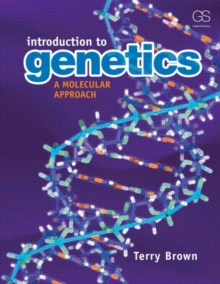 Introduction to Genetics: A Molecular Approach, Paperback Book