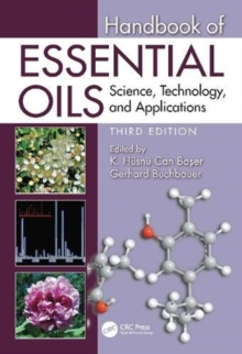 Handbook of Essential Oils : Science, Technology, and Applications, Hardback Book