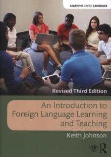 An Introduction to Foreign Language Learning and Teaching, Paperback / softback Book