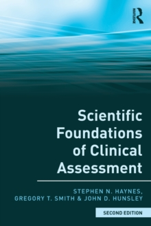 Scientific Foundations of Clinical Assessment, Paperback / softback Book