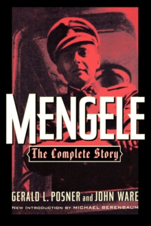 Mengele : The Complete Story, Paperback / softback Book