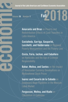 Economia: Fall 2018, Paperback / softback Book