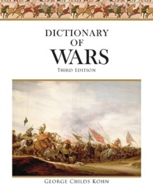 Dictionary of Wars, Paperback / softback Book