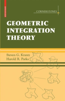 Geometric Integration Theory, Hardback Book