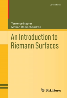 An Introduction to Riemann Surfaces, PDF eBook