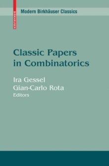 Classic Papers in Combinatorics, Paperback / softback Book