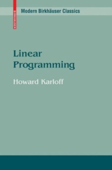 Linear Programming Book Pdf