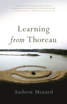 Learning from Thoreau, Paperback Book