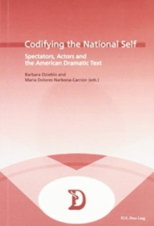 CODIFYING THE NATIONAL SELF, Paperback Book