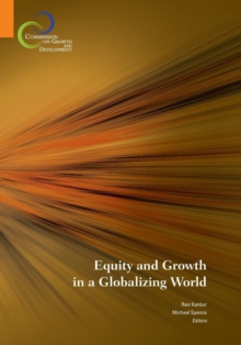 Equity and Growth in a Globalizing World, Paperback / softback Book