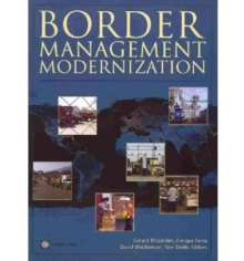 Border Management Modernization, Paperback / softback Book