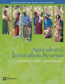 Agricultural Innovation Systems : An Investment Sourcebook, Paperback / softback Book