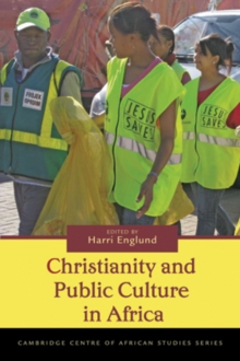 Christianity and Public Culture in Africa, Paperback / softback Book
