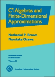 C*-Algebras and Finite-dimensional Approximations, Hardback Book