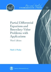 Partial Differential Equations and Boundary-value Problems with Applications, Hardback Book