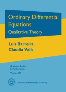 Ordinary Differential Equations : Qualitative Theory, Hardback Book