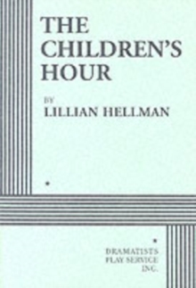 The Children's Hour, Paperback Book