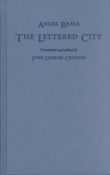 The Lettered City, Hardback Book
