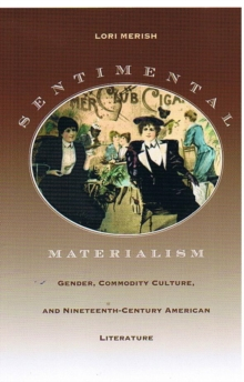 Sentimental Materialism : Gender, Commodity Culture, and Nineteenth-Century American Literature, Hardback Book