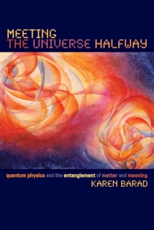 Meeting the Universe Halfway : Quantum Physics and the Entanglement of Matter and Meaning, Paperback / softback Book