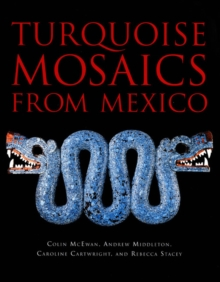 Turquoise Mosaics from Mexico, Paperback / softback Book