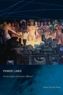 Power Lines : On the Subject of Feminist Alliances, Paperback / softback Book