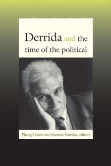 Derrida and the Time of the Political, Paperback / softback Book