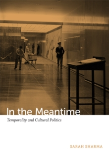 In the Meantime : Temporality and Cultural Politics, Hardback Book