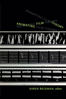Animating Film Theory, Paperback Book
